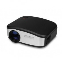 Портативный LED-проектор CheerLux С6 Plus Mini 1200 люмен с динамиком