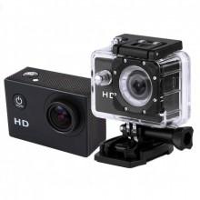 Видеокамера Экшн камера Action Camera D600S Pro с боксом и креплениями
