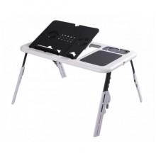 Подставка-столик для ноутбука E-Table с охлаждением