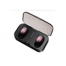 Беспроводные наушники Air Twins T18s Bluetooth V5.0 + EDR Черные