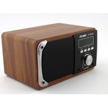 Портативная bluetooth колонка Atlanfa AT-1822BT 6W Super Bass speaker AUX Bluetooth MP3 microSD/TF + USB и функцией Power Bank