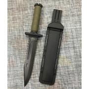 Охотничий нож 35 см антибликовый GERBFR 2358-SLc фиксированным клинком