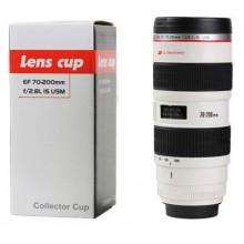 Термокружка в виде объектива Caniam EF 70 Lens Cup 560 Мл