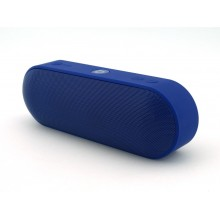 Портативная bluetooth колонка Wireless Speaker+ H2 blue