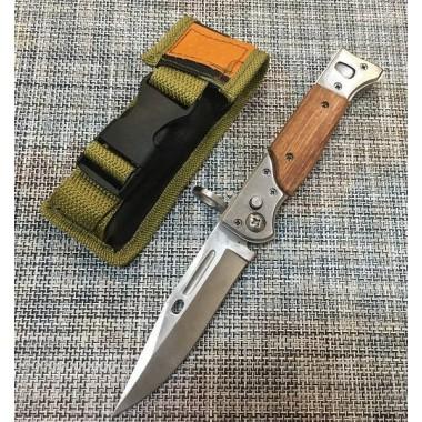 Выкидной карманный складной нож 22 см CL 47 (00000XSНAK47)