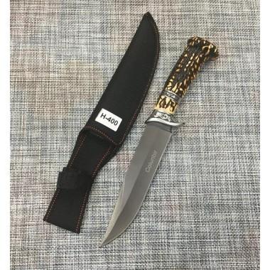 Охотничий нож Columbiг 30см c фиксированным клинком (00000XSH-400-X2)