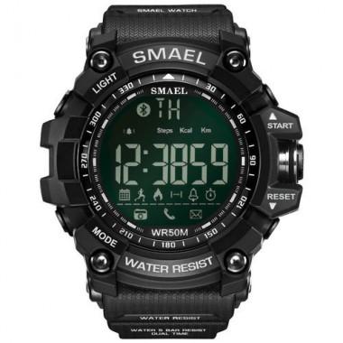Мужские часы SMAEL L01 с Монитором Активности (шагомер, счетчик калорий, растояние)