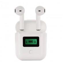 Беспроводные наушники tws iT007 WIRELESS Stereo с дисплеем (White)