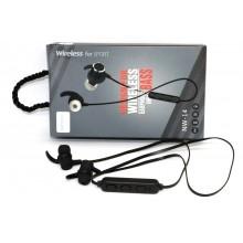 Беспроводные Bluetooth Наушники Wireless Sport NW-14 Черные