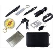 Набор инструментов для выживания XTreal 10 в 1 (XT000700X2)
